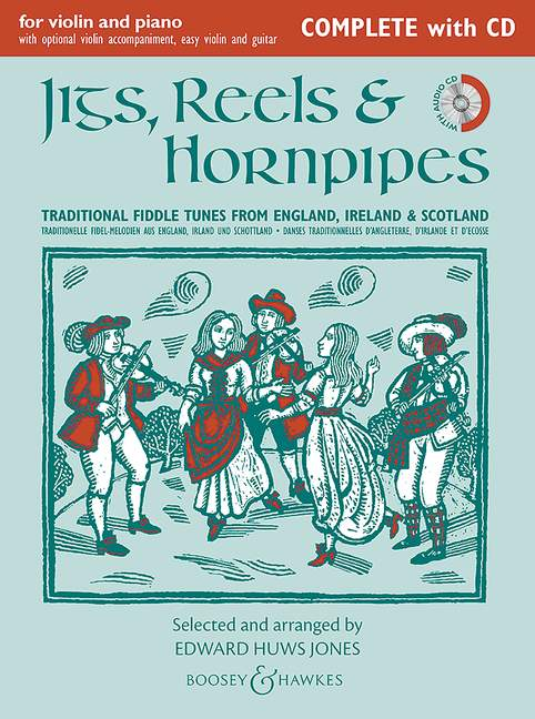 Jigs, reels & hornpipes image